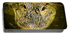 From The Series I Am Gator Number 5 Portable Battery Charger