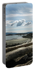 from the shore at Powell River Portable Battery Charger