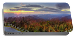 From The Top Of Brasstown Bald Portable Battery Charger