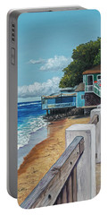 Front Street Lahaina Portable Battery Charger