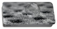 Frost Bubble Portable Battery Charger