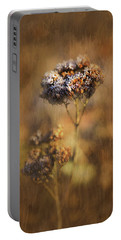 Frosted Bloom Portable Battery Charger