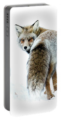 Frosty Fox Portable Battery Charger