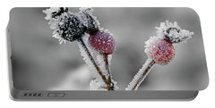Frozen Buds Portable Battery Charger