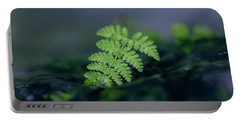 Frozen Fern II Portable Battery Charger