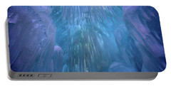 Portable Battery Charger featuring the photograph Frozen by Rick Berk