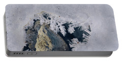 Frozen Rock Portable Battery Charger