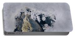 Frozen Rock Portable Battery Charger