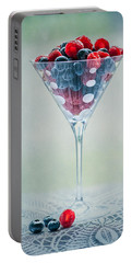 Fruit Cocktail Portable Battery Charger