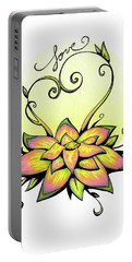 Fruit Of The Spirit Series 2 Love Portable Battery Charger