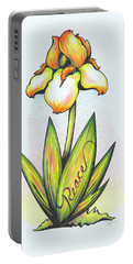 Fruit Of The Spirit Series 2 Peace Portable Battery Charger