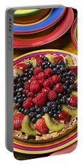 Fruit Tart Pie Portable Battery Charger