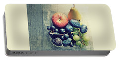 Fruitful Autumn Portable Battery Charger