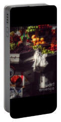 Portable Battery Charger featuring the photograph Fruits Of Autumn - New York by Miriam Danar