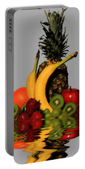 Fruity Reflections - Light Portable Battery Charger