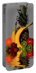 Fruity Reflections - Medium Portable Battery Charger