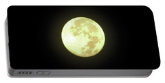 Full Moon August 2014 Portable Battery Charger
