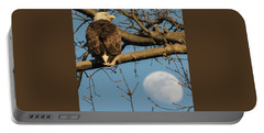 Full Moon Eagle  Portable Battery Charger