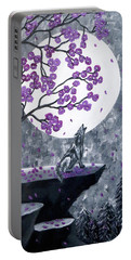 Full Moon Magic Portable Battery Charger