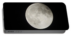 Full Planet Moon Portable Battery Charger