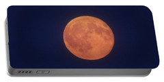Full Sturgeon Moon Portable Battery Charger