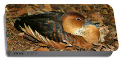 Fulvous Whistling Duck Portable Battery Charger