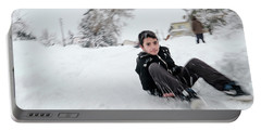 Fun On Snow-1 Portable Battery Charger