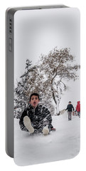 Fun On Snow-2 Portable Battery Charger