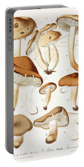 Fungi Portable Battery Charger by Jean-Baptiste Barla