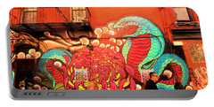 Funky Brooklyn Fire Escape  Portable Battery Charger