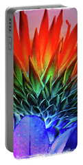 Funky Protea Portable Battery Charger