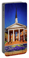 Charles E. Daniel Chapel, Furman University, S.c. Portable Battery Charger