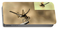 Furniture And Flying Dragonfly Portable Battery Charger