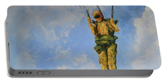 Fury From The Sky  Portable Battery Charger