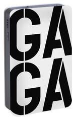 Gaga Portable Battery Charger by Three Dots