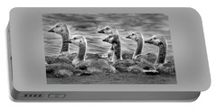 Gaggle Of Goslings Portable Battery Charger