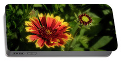 Gaillardia Portable Battery Charger