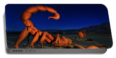 Galleta Meadows Estate Sculptures Borrego Springs Portable Battery Charger