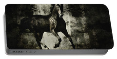 Galloping Horse Artwork Portable Battery Charger