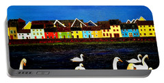 Galway Swans Portable Battery Charger