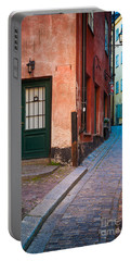 Gamla Stan Alleys Portable Battery Charger