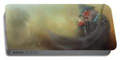 Gandalf Pipe Weed Portable Battery Charger by Joe Gilronan