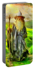 Gandalf, The  Grey Portable Battery Charger
