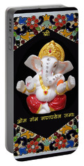 Ganesha Frame Portable Battery Charger
