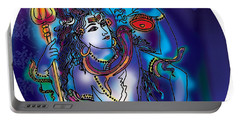 Gangeshvar Shiva Portable Battery Charger
