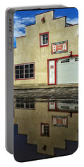 Garage Reflection Portable Battery Charger