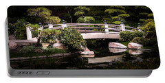 Garden Bridge Portable Battery Charger by Ed Clark