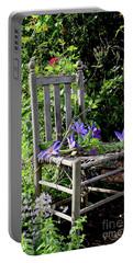 Garden Chair Portable Battery Charger