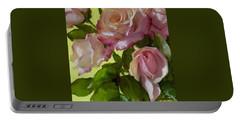 Garden Elegance Detail Image Portable Battery Charger