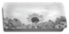 Garden Flower Portable Battery Charger